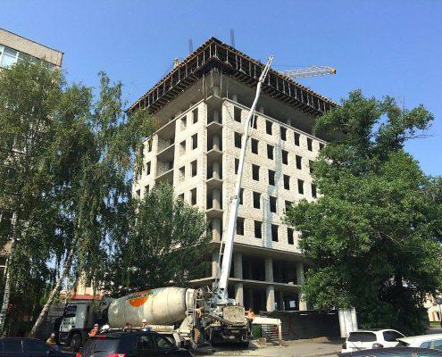 офисный центр Соломон Харьков