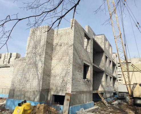 строительство берлин хаус Харьков