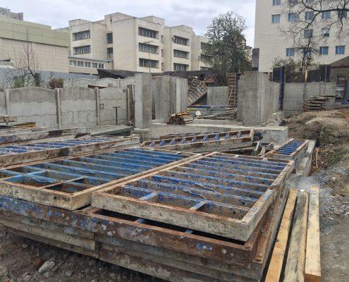фото строительства берлин хаус с-инвест