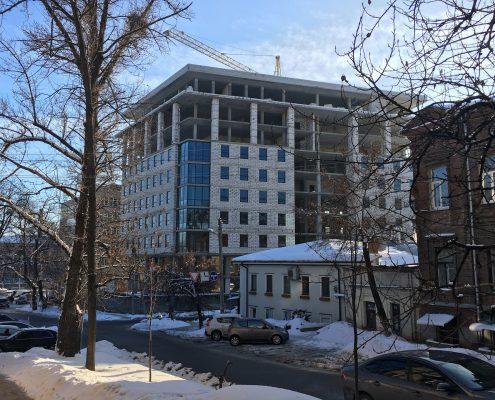 офисный центр соломон в Харькове
