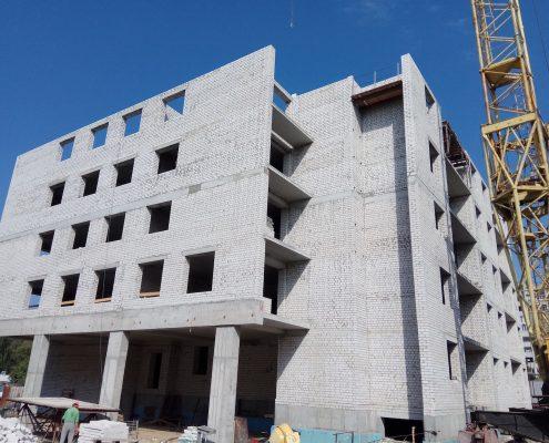 берлин-хаус фото строительства