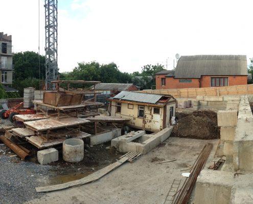 с-инвест строит дом на улице Минской 51