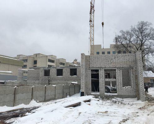 берлин хаус Харьков строительство дома