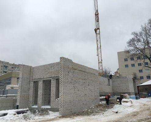 берлинхаус новострой Харьков строительство