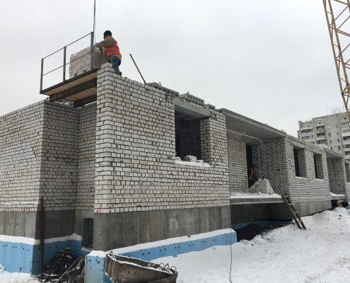 жилой дом берлин хаус в Харькове
