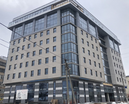 Соломон бизнес центр Харьков